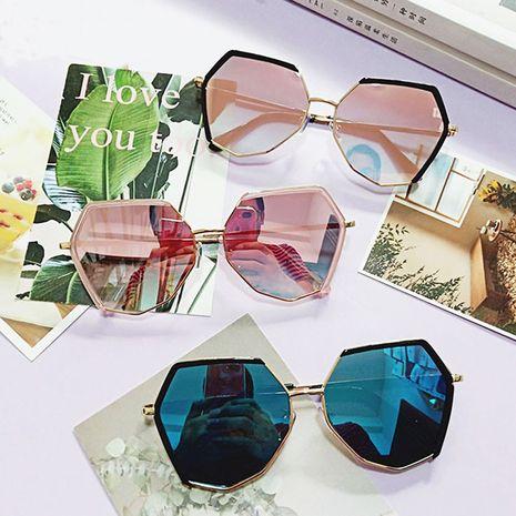 new sunglasses polygon irregular sunglasses polarized sunglasses big frame wholesale nihaojewelry NHBA231439's discount tags
