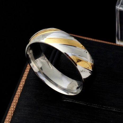 6mm mode simple bague large zircon en gros nihaojewelry NHIM239371's discount tags