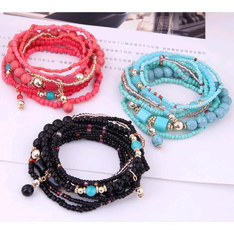 Tendance Bohème Mix All-Match délicat Bracelet multicouche de perles de riz en gros NHSC239682's discount tags