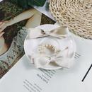 Korean bow fairy simple hot sale  head  hairpin  wholesale nihaojewelry NHUX239698