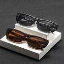 New fashion Korean fashion trend ladies frame metal hinge sunglasses wholesale NHBA239758