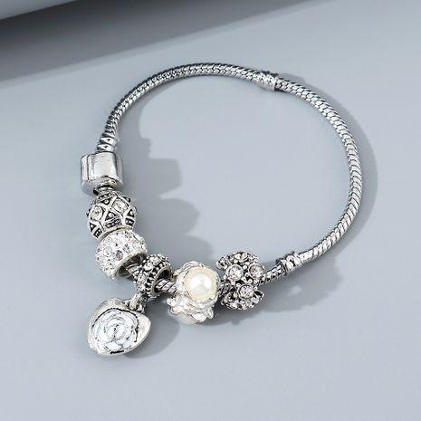 Pulsera de perlas de estilo retro coreano todo fósforo al por mayor nihaojewelry NHPS239821's discount tags