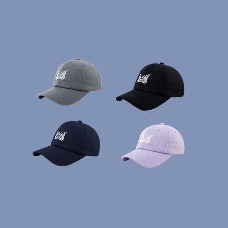 Cap marea marca verano delgada de ala ancha mujer coreana venta caliente sombrero de sol mariposa gorra de béisbol NHTQ239788's discount tags
