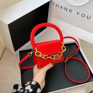 mode coréenne nouveau simple mini sac à bandoulière mignon sac à bandoulière en gros NHJZ231504's discount tags