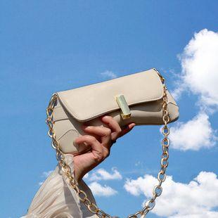Français niche sac étranger populaire nouvelle mode branché messager sac chaîne épaule aisselle sac en gros NHJZ231507's discount tags