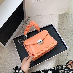 dames petit sac populaire nouvelle mode messenger sac à bandoulière petit sac carré gros NHJZ231510's discount tags
