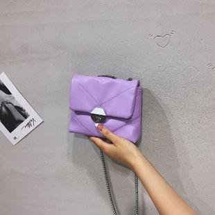 nouvelle mode à la mode sauvage sac à bandoulière chaîne étrangère sac à bandoulière en gros NHJZ231511's discount tags