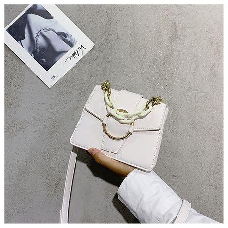 nouveau petit sac de mode populaire nouvelle chaîne à la mode bandoulière sac sauvage dame portable petit sac carré nihaojewelry en gros NHTC231562's discount tags
