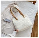 fashion simple  big bag womens bag new trendy  large capacity wild handbag shoulder  bucket bag nihaojewelry wholesale NHTC231700