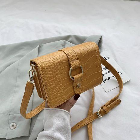 Sac de niche français nouvelle tendance de la mode étrangère petit sac carré sac à bandoulière sauvage en gros NHJZ231728's discount tags