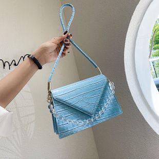 mode épaule petit sac femme sac nouveau mode tendance sauvage messenger sac dames petit sac carré en gros NHJZ231733's discount tags