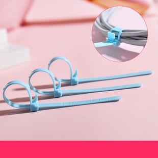 fashion simple Self-locking cable ties  plastic cable ties  wire binding  self-locking  cable ties wholesale NHJA231653's discount tags