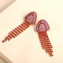hot sale new creative jellyfish tassel earrings jewelry wholesale nihaojewelry NHJJ231856