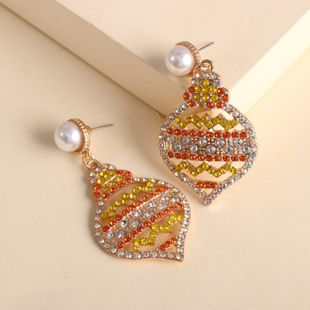 hot sale creative geometric earrings jewelry wholesale nihaojewelry NHJJ231861's discount tags