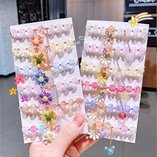 Crystal Bracelet Department Simple Jewelry Fine Pendant Handmade Jewelry Bracelet wholesale nihaojewelry NHNA232077's discount tags