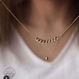 moda sexy collar de clavícula collar colgante de aleación al por mayor nihaojewelry NHCT232092's discount tags