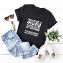 womens plus size round neck cotton comfortable short sleeve top womens Tshirt wholesale nihaojewelry NHSN232527