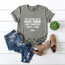 womens plus size round neck cotton comfortable short sleeve top womens Tshirt wholesale nihaojewelry NHSN232528