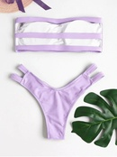 tube haut bikini maillot de bain mode sexy nylon nouveau maillot de bain bikin gros nihaojewelry NHHL232659