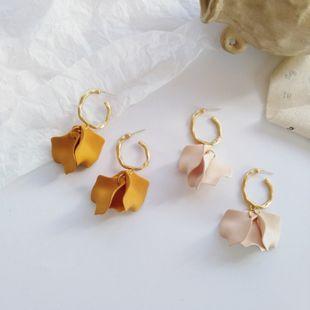 new Korean  retro trendy fashion metal earrings temperament wild temperament earrings nihaojewelry wholesale NHXI233095's discount tags