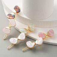 Korean acetate hairpin butterfly hairpin bangs clip metal geometric hairpin side clip hair accessories women NHLN233162
