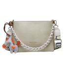 new trendy small handbags woven oneshoulder messenger bag oceanic portable bucket bag wholesale NHTC240115