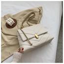 new trendy fashion allmatch underarm bag  chain single shoulder messenger small square bag NHTC240292