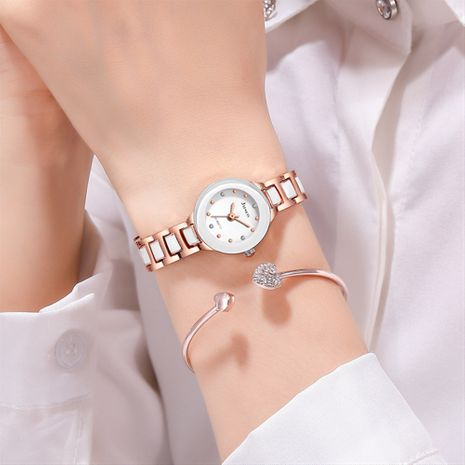 Fashion alloy strap quartz diamond watch OL ladies hand watch wholesale nihaojewerly NHSS242861's discount tags