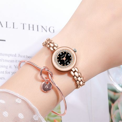 fashion dial bracelet watch Korean small thin strap with diamonds watch wholesale nihaojewerly NHSS242863's discount tags