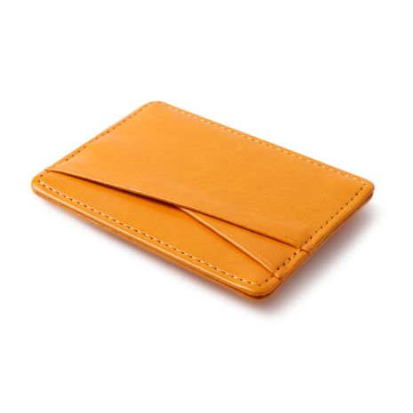 Korean new fashion leather bank card storage gift ID card holder NHBN242866's discount tags