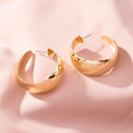 new circle original design exaggerated earrings wholesale nihaojewelry NHAI243203's discount tags