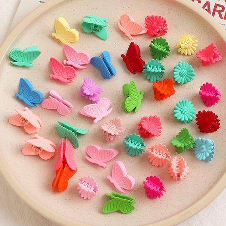 Juego de horquillas de flores pequeñas de colores de Corea del Sur NHNU243397's discount tags