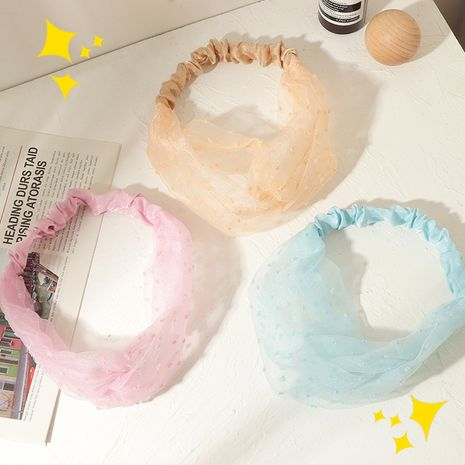 korean crystal hair rope ball head ponytail hair band wholesale nihaojewelry NHNU243404's discount tags