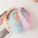 korean crystal hair rope ball head ponytail hair band wholesale nihaojewelry NHNU243404