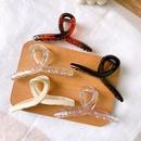 Korean simple  crossgrabbing hair clip simple hairpin wholesale  NHSA243443