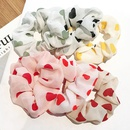 Korean love color simple tie hair rubber band cute small hair rope wholesale nihaojewelry NHDQ243457