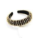 New Baroque Sponge Diamondstudded Exaggerated Hairband wholesale nihaojewelry NHWJ243474