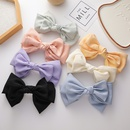 Korean new color bow  hairpin wholesale  NHMS243560
