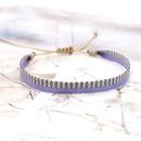 Fashion wild retro Bohemian ethnic style ribbon bracelet for women wholesale NHGW243578