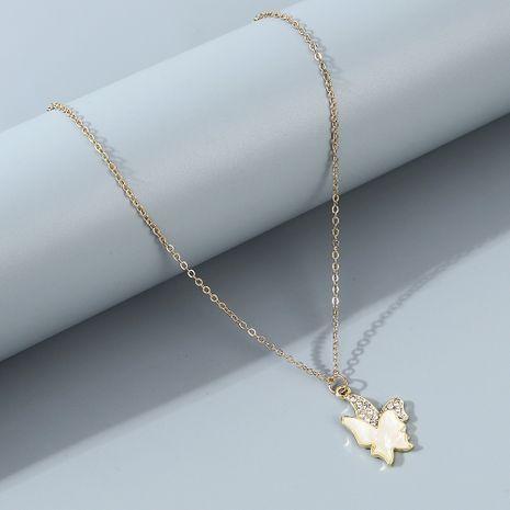collier papillon populaire créatif de mode en gros nihaojewelry NHPS243739's discount tags