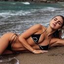 vente chaude nouvelles dames split maillot de bain couleur unie bikini en gros nihaojewelry NHZO243875