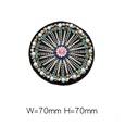 NHNK900120-8-handmade-beaded-round-badge