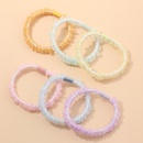 New net yarn fruit candy color sweet girl heart rope set  wholesale NHAU244669