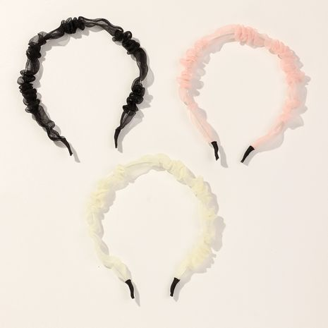 Accesorios para el cabello para niños diadema tocado pequeña hada súper hermosa popular encaje al por mayor NHNU244699's discount tags