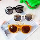 nouveau cadre rond rtro flche lunettes de protection UV lunettes de soleil de mode en gros nihaojewelry NHBA244857