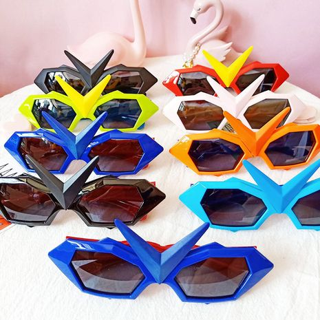 New Fashion Polarized Silicone Sunglasses Cool Baby Sunglasses wholesale nihaojewelry NHBA244862's discount tags
