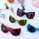Spiderman trend cartoon boy silicone decorative glasses fashion sunglasses wholesale nihaojewelry NHBA244863