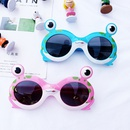 cartoon frog children silicone polarized glasses baby decoration sunshade sunglasses wholesale nihaojewelry NHBA244869