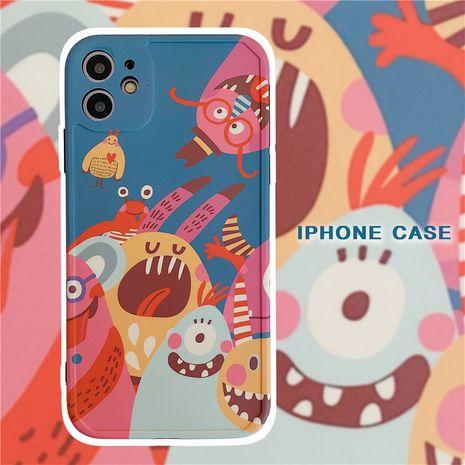 Anime Little Devil Collection Apple 11Pro / Max Estuche para teléfono con cámara todo incluido para 8plus Estuche protector XR NHFI245047's discount tags