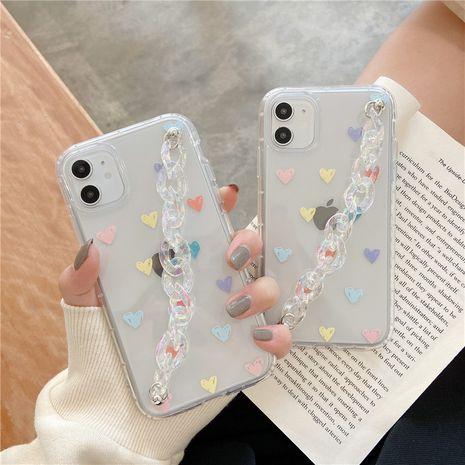 Pulsera de amor coreana Apple 11Pro XS MAX airbag caja anticaída para teléfono móvil para iPhone XR SE2 NHFI245048's discount tags